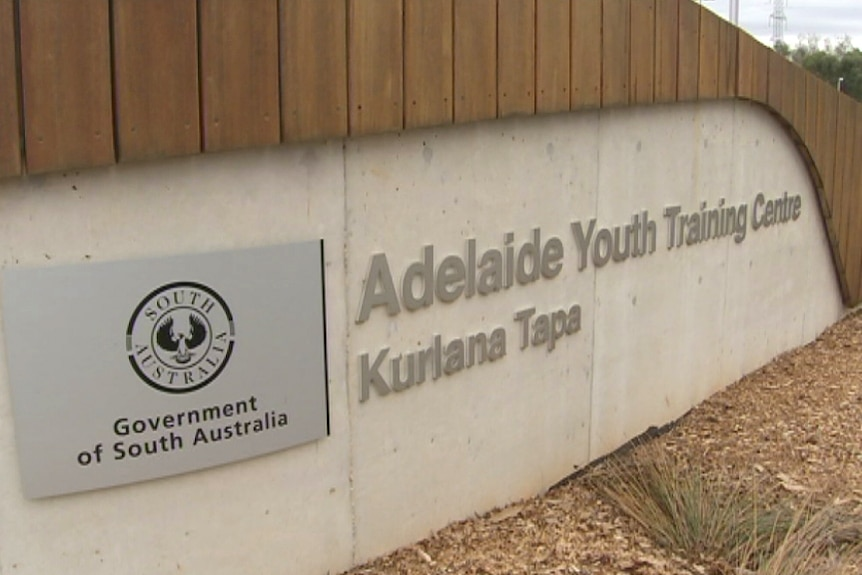 The Adelaide Youth Training Centre at Cavan
