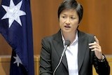Climate Change Minister Penny Wong