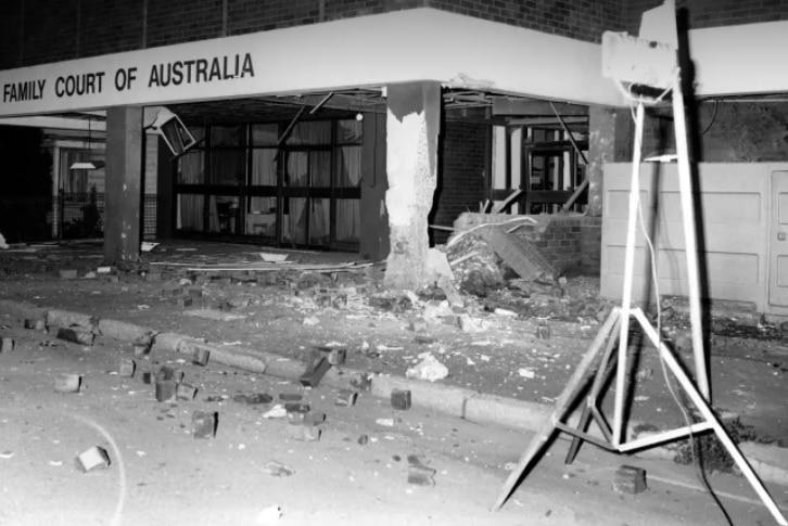 Family Court bombing