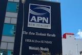 APN sign