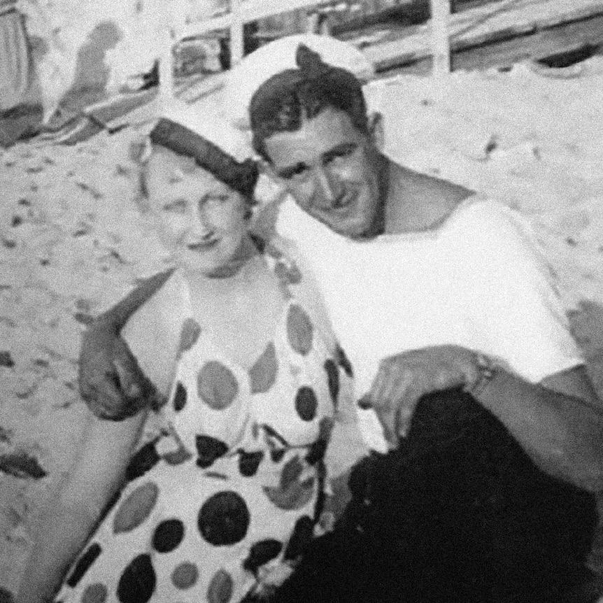 George and Maude Trewin