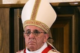 Pope Francis says Mass in Jerusalem