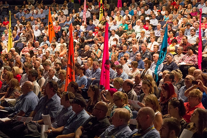 CPSU members have voted to reject a Government pay offer of 2.5 per cent per year over three years.