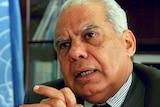 Egyptian politician Hazem el-Beblawi