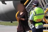 Nauru asylum seeker
