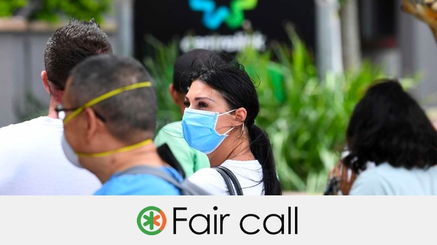 Cassandra Goldie's claim is a fair call. Picture of a centrelink sign