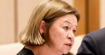 Michelle Guthrie has been sacked from the ABC.