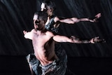 Dancers Daniel Riley and Beau Dean Riley Smith