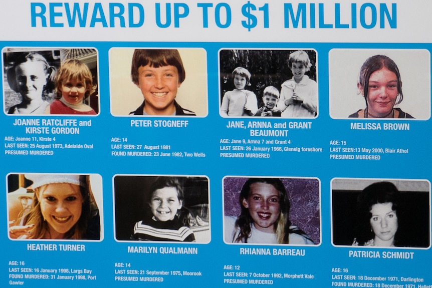 Beaumont children listed in $1 million reward cases of unsolved disappearances.