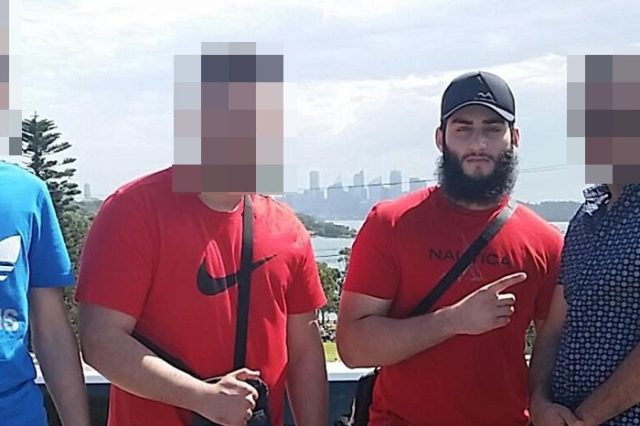 Tamim Khaja, who has been charged with terror offences