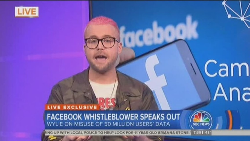 Fmr Cambridge Analytica employee blows whistle on Facebook fake news