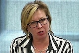 Rosie Batty at press conference