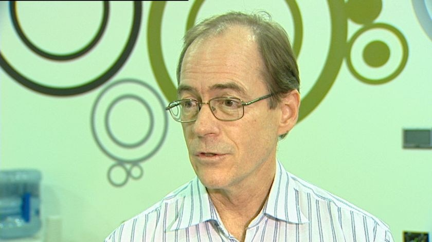 Dr Glanville says the influenza virus was probably spread by workers on the property.
