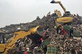 Bantar Gebang dump