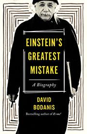 Einstein's Greatest Mistake book cover