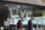 An exterior photo of a Live clothing store in Forrest Place in the Perth CBD.