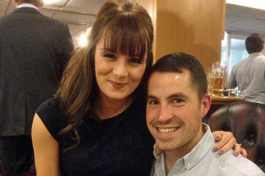 Katie and Nathaniel Beesley