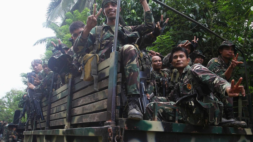 Swiss man kidnapped by Abu Sayyaf has been rescued