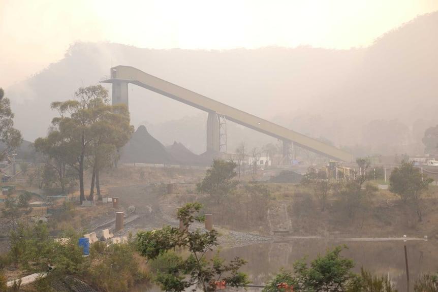 Springvale Coal Mine