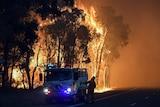 Yarloop bushfire