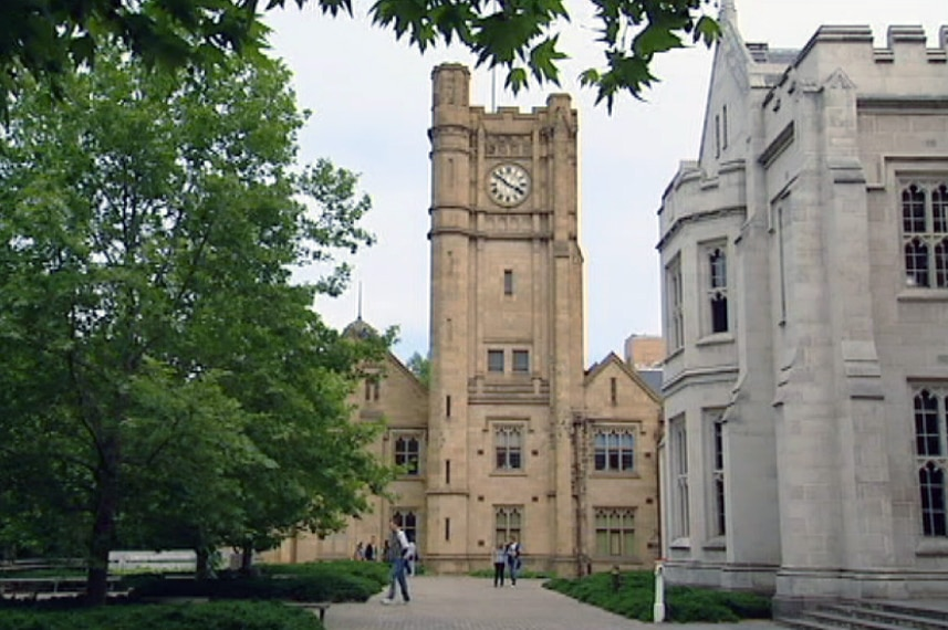 Melbourne University buildings