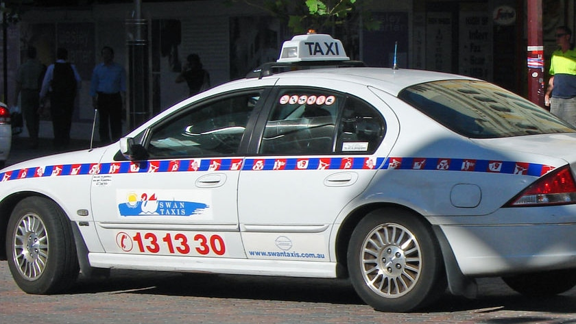 WA Transport Minister attacked by irate taxi drivers