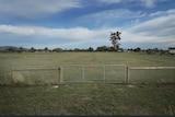 Melanie Velden'sempty block of land near Clunes in Victoria.