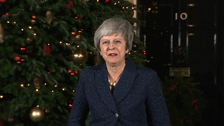 Theresa May emerges victorious from confidence vote