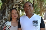 The sister and father of an Aboriginal man who died in custody in Broome