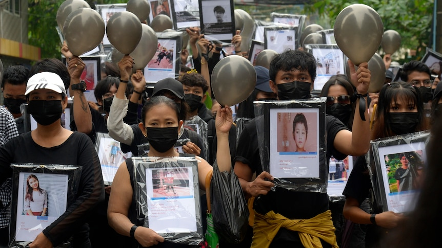 Myanmar military sentences 19 to death as Australia joins call to free political prisoners – ABC News