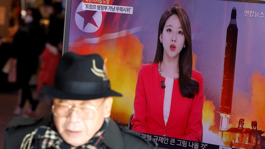 South Korea calls the latest North Korean missile launch a 'deliberate provocation'