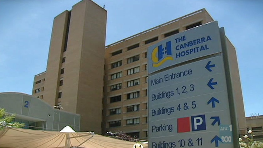 ACT Health says both men can resume full duties at The Canberra Hospital in Woden.