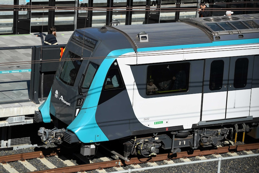 There was a power outage on the Sydney Metro this morning
