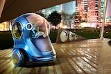 EN-V concept vehicle designed by Holden