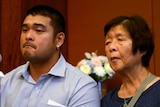 Andrew Chan's brother and mother
