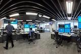 BHP Billiton control centre