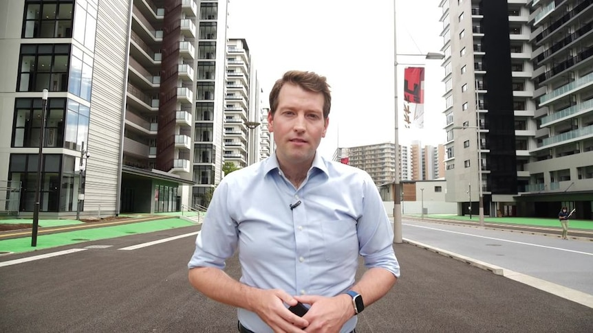 Play Video. Athletes' Village opens as Tokyo Olympic Games approach. Duration: 2 minutes 38 seconds