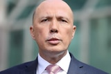 Headshot of Peter Dutton