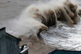 Powerful Typhoon Chan-hom nears China coast