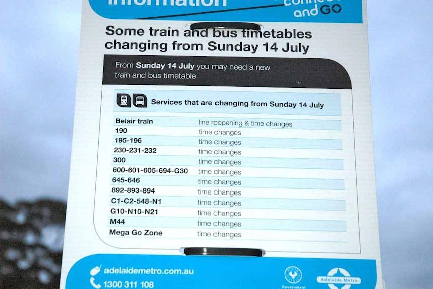 Trains will operate again soon