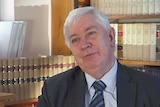 Retiring Tasmanian magistrate Don Jones.