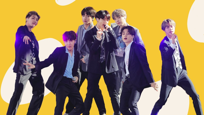 K-pop band BTS have spoken about their emotions and mental ill health.