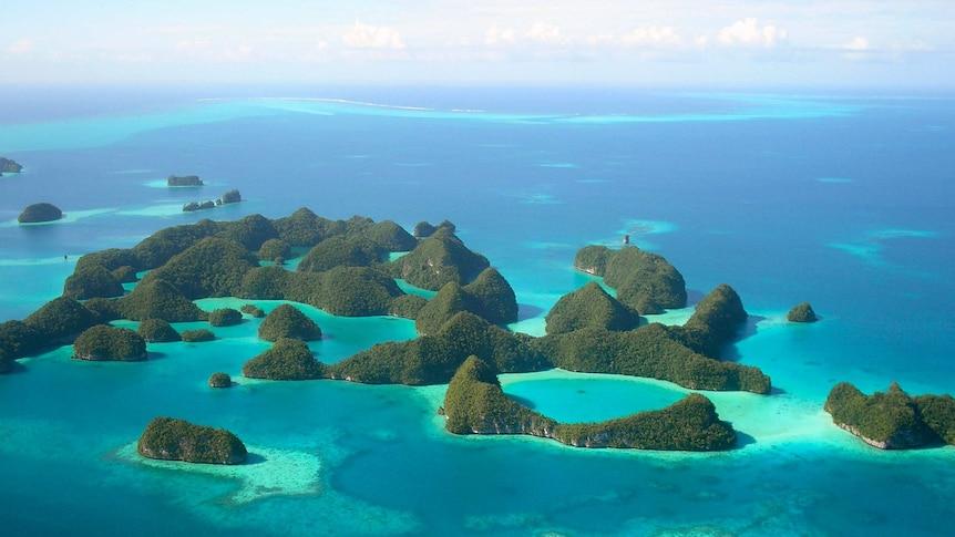 Palau beaches