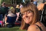 两年前,卡蒂娜在例行子宫颈抹片检查中被诊断患有宫颈癌。