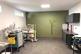 The nursery at the Bacchus Marsh and Melton Regional Hospital.