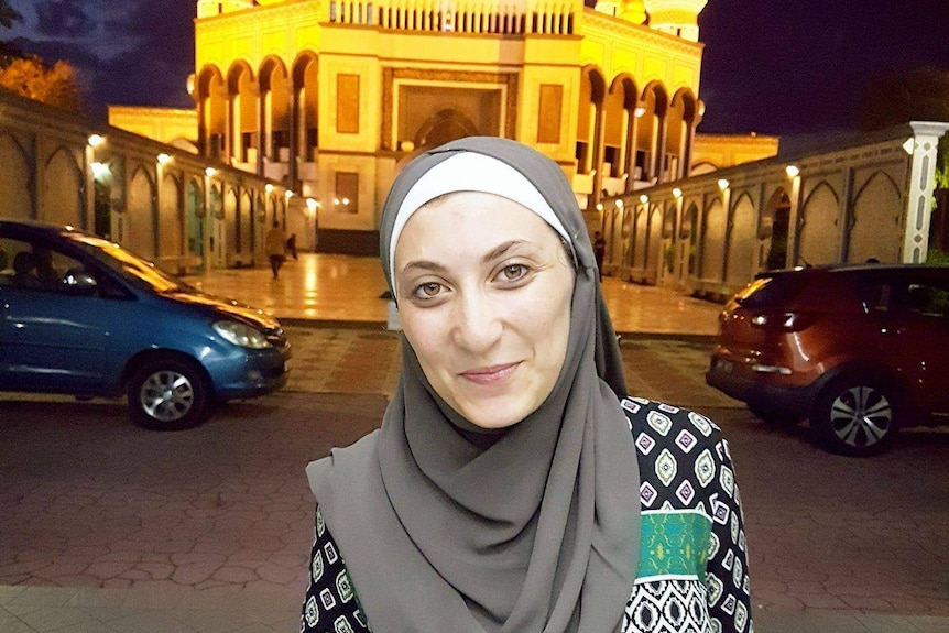 Zainab Mourad said that this year's Ramadan is an opportunity to find a tranquillity within herself.