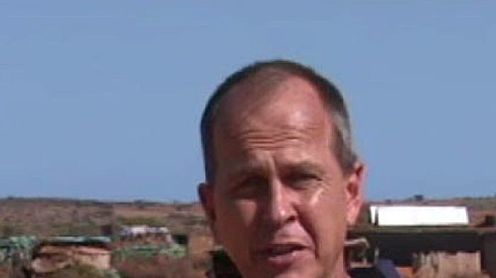 Peter Greste was jailed for seven years in June.