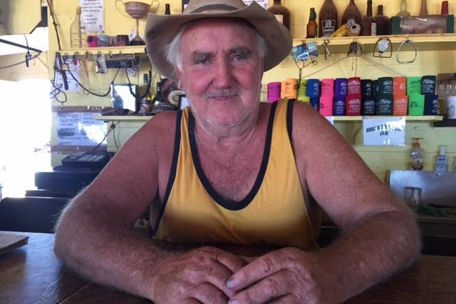Lester Cain runs the Middleton Pub.