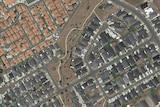 satellite shot of Ballarat suburbs