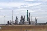 BP oil refinery at Kwinana